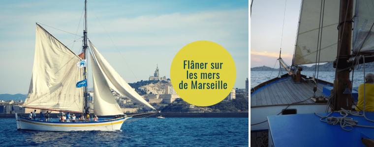 Flâner sur les mers de Marseille