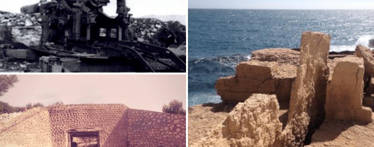 Randonnée Fortifications Côte Bleue