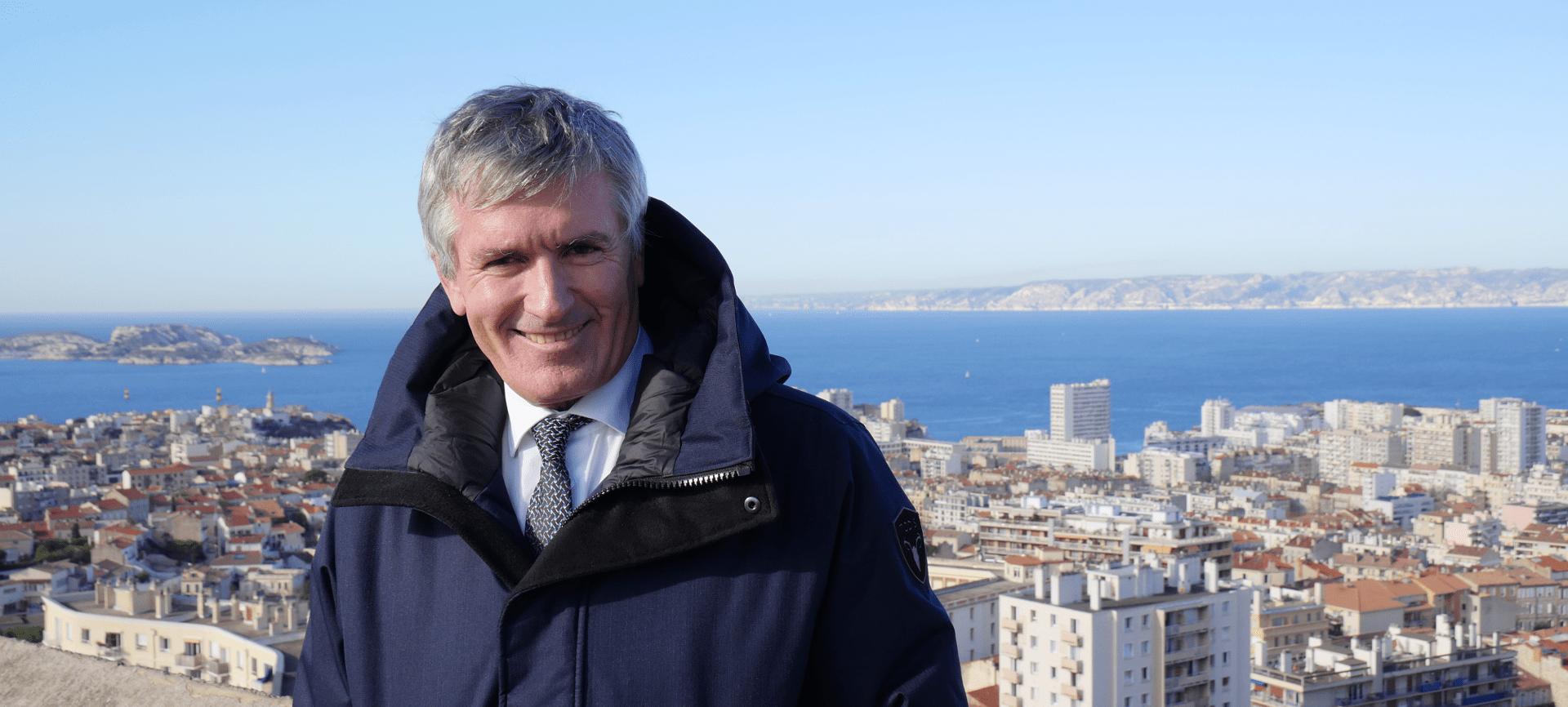 Paul d'Ortoli président de l'Office de la mer
