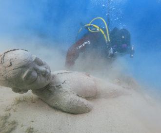 musée subaquatique
