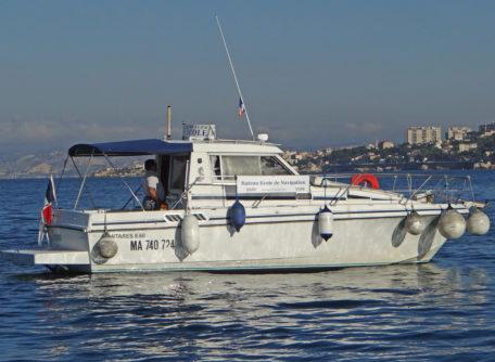 bateau permis